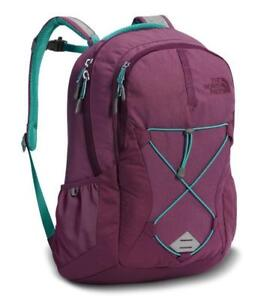 The North Face NF00CHJ3WAB Jester Backpack - Amaranth Purple Light Heather/Vistula Blue (New Other)