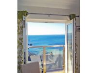 Portstewart luxury apartment with stunning sea views.