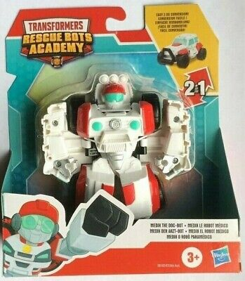 Playskool Heroes Transformers Rescue Bots Academy MEDIX the Doc-Bot Jeep
