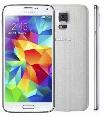 Samsung Galaxy S5 SM-G900V 16GB CDMA/(Worldwide GSM Unlock) 4G LTE -Wht-A