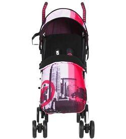 Brand new Koochi Pushmatic Stroller