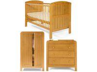 Mamas and papas nursery furniture sets