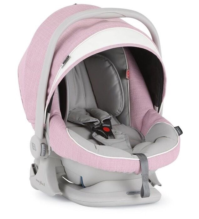 Bebe car pink car seatin Staines upon Thames, SurreyGumtree - Car seat in pink comes with all padding and hood. Also comes with a extra pink cover for seat. Needs to go asap