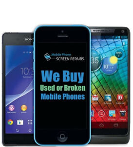 I buy your new or used phones for $$$$
