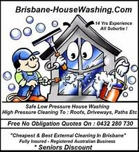 House Washing - Roof Cleaning - Cheapest & Best !! Brisbane City Brisbane North West Preview