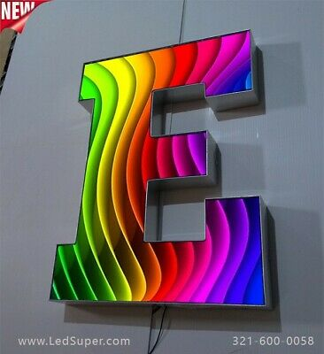 New 3d Led Channel Letters Signs - Graphic Image - 16 - Custom Made