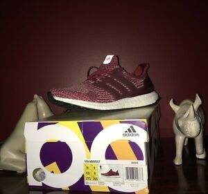 DS ultraboost 3.0 Burgundy steal!
