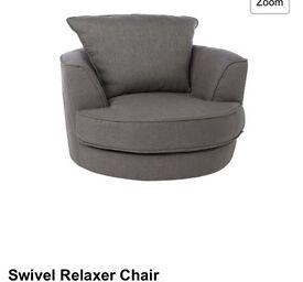 Swivel Relaxer chair