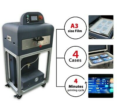 3d Sublimation Vacuum Heat Press Machine Transfer For Phone Cases