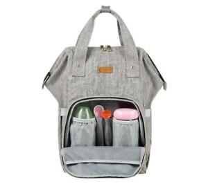 Diaper Bag Backpack for Boys and Girls