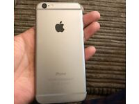 Iphone 6 16GB In Space grey