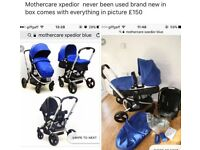 Mother care xpedior travel system