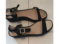Brand new ladies river island sandals