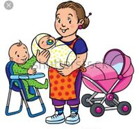 Live in nanny required/1500$ a month