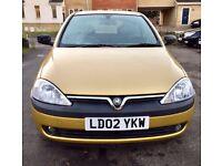 Bargain Vauxhall Corsa 1.2 16v SXI