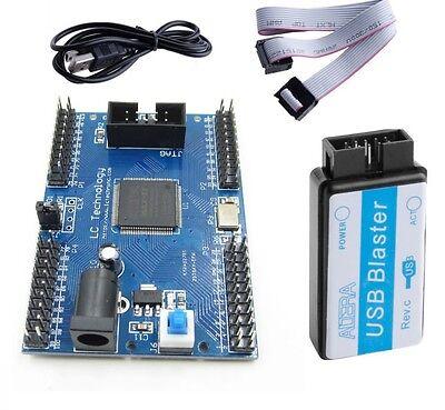 Altera Fpgacpld Programmer Usb Blaster Compatible Lc Maxii Epm240 Dev Board