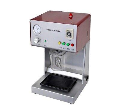 Dental Vacuum Mixer Ax-2000b Laboratory Equipment Mixing Machine Ce Approved