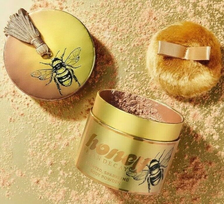 Urban Decay Honey Scented Sparkling Powder