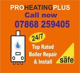 Pro Heating Plus-Boiler Breakdown, Repairs & Installation -Boiler Repair Service- Gas Safe Engineers