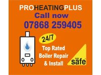 Pro Heating Plus -Boiler Breakdown, Repairs & Installation-Boiler Repair Service- Gas Safe Engineers