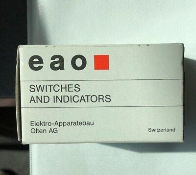 Eao 704.074.2 Emergency Stop Switch Actuator Twist To Release