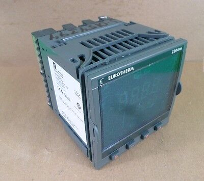 Eurotherm 22042fm Temperature Alarm Unit