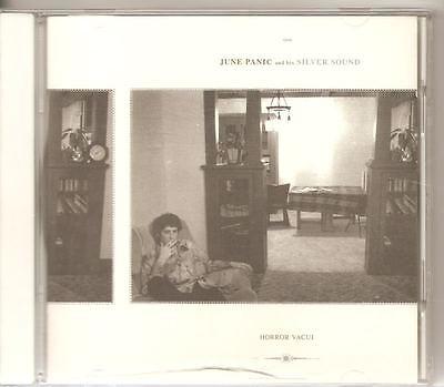 JUNE PANIC Horror Vacui PROMO CD ALBUM
