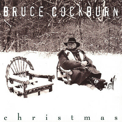Bruce Cockburn • Christmas CD 1993 Columbia Records  ()