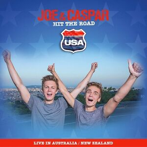 WANTED - VIP Joe Sugg & Caspar Lee 'Hit The Road USA' Tickets Kahibah Lake Macquarie Area Preview