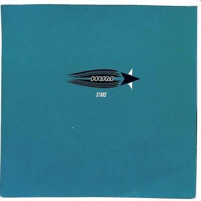 "Hum - Stars - 7"" Record Single"