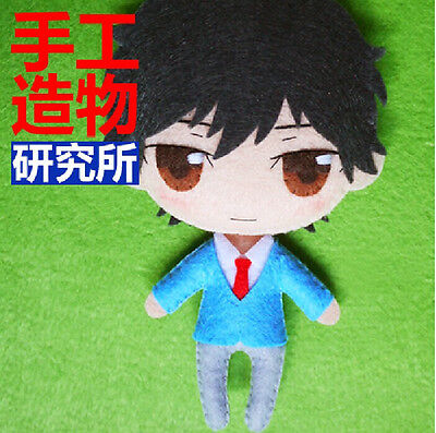 Japanese Anime Blue Spring Ao Haru Ride Cosplay Costume DIY toy Doll Material A (Diy Anime Costume)