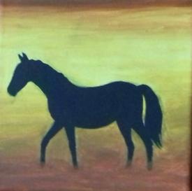 'Mirage' Original Acrylic Painting