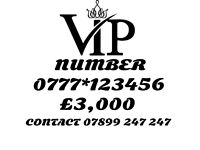 VIP GOLD MOBILE NUMBER 777123456