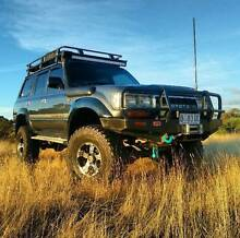 1992 80 series Toyota LandCruiser Wagon Low Head George Town Area Preview