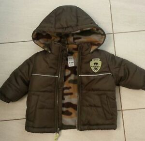 Baby boy winter jacket (3-6 months)