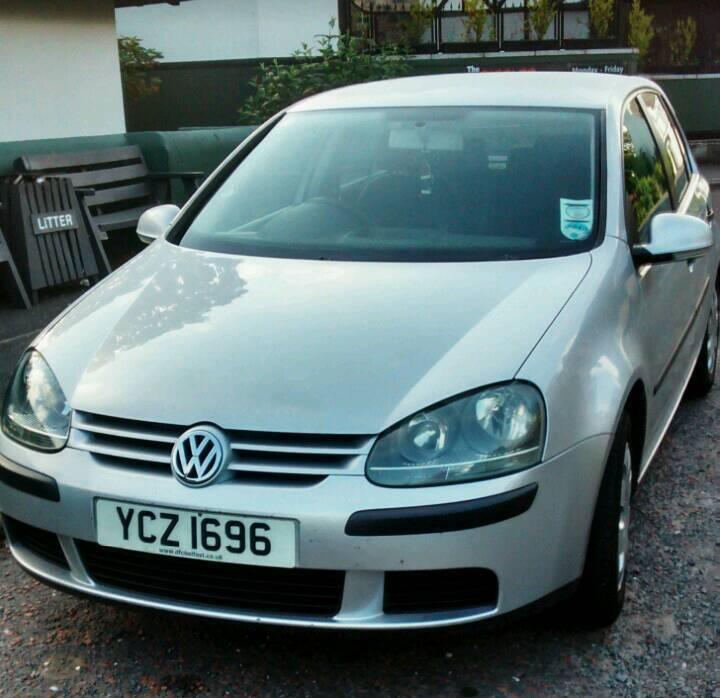 Volkswagen Diesel Cars For Sale: Volkswagen VW Golf Mk5 1.9 TDI Diesel