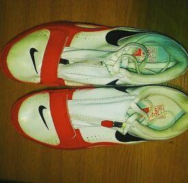 Unisex Nike Sprinting Spikes - Size: UK 4