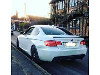 BMW 335i coupe DCT new engine!