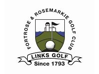 QUALIFIED GREENKEEPER AT FORTROSE & ROSEMARKIE GOLF CLUB