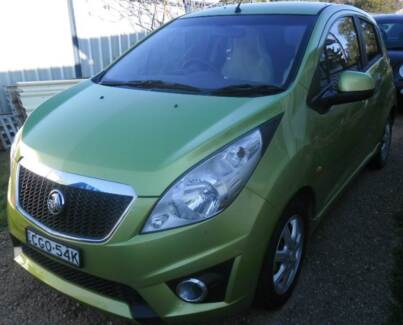 2011 Holden Barina Spark Kempsey Kempsey Area Preview