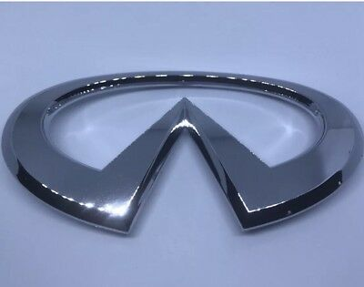 03 04 05 06 Infiniti G35 Coupe 2dr or 4dr Sedan Rear Logo Emblem Badge Decal OEM, used for sale  Hialeah