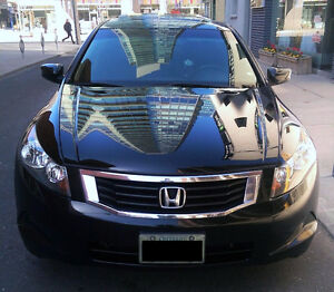 2009 Honda Accord EX-L Sedan - MINT!! Only Maintained at Honda Kitchener / Waterloo Kitchener Area image 3
