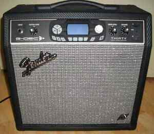 Fender Amps, Effects Pedals, Looper