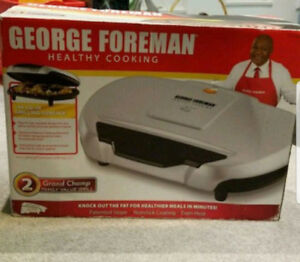 George Foreman Grand Champ Value Grill