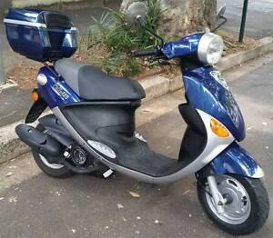 PGO Bella 2005 (Bolwell) 125cc Surry Hills Inner Sydney Preview