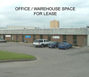 Office/Warehouse bay for lease 3500sf