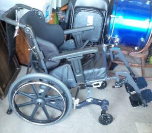 Wheelchair with Tilt
