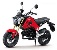 Want to buy Honda CBR 125 or Grom
