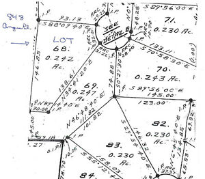 LARGE BUILDING LOT IN HARRISON HOT SPRINGS  !!