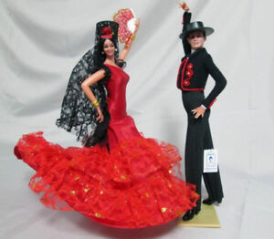 WANTED: 'Marin Chiclana' female & male dolls from Spain
